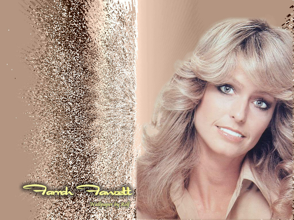 People Farrah Fawcett