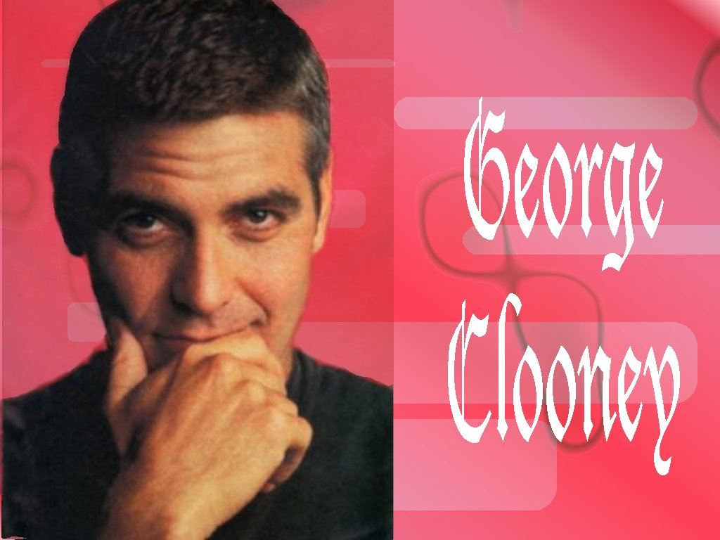 George Clooney - Photo Actress
